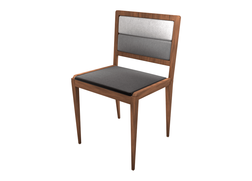 Sillas de madera modernas silla de comedor excelente for Sillas madera modernas